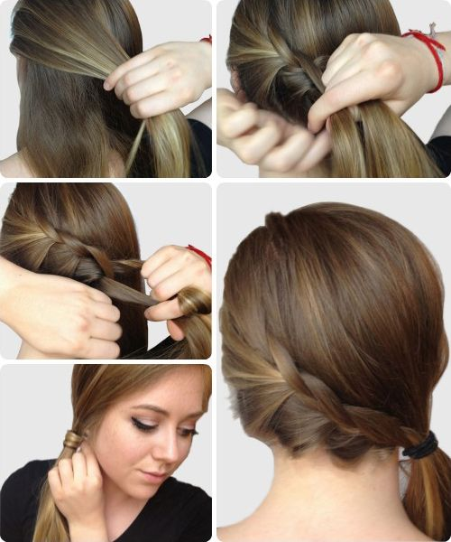 6 easy and cute hairstyles for finals week (or anytime for that matter!)