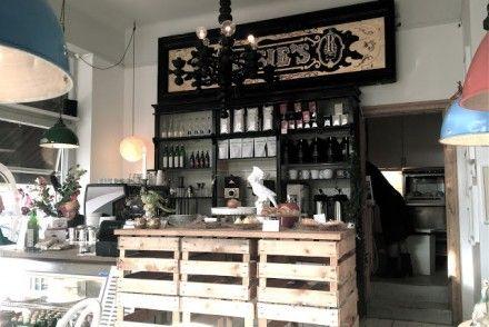 Binnenkijker: voormalige koffiebranderij in Malmö