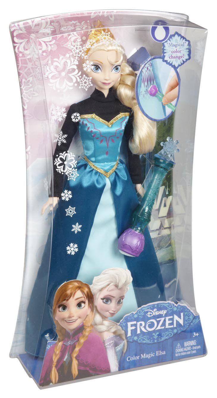Frozen Princess Doll