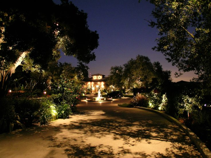 Beverly Park, Bella Vista Landscape Lighting By Artistic Illumination