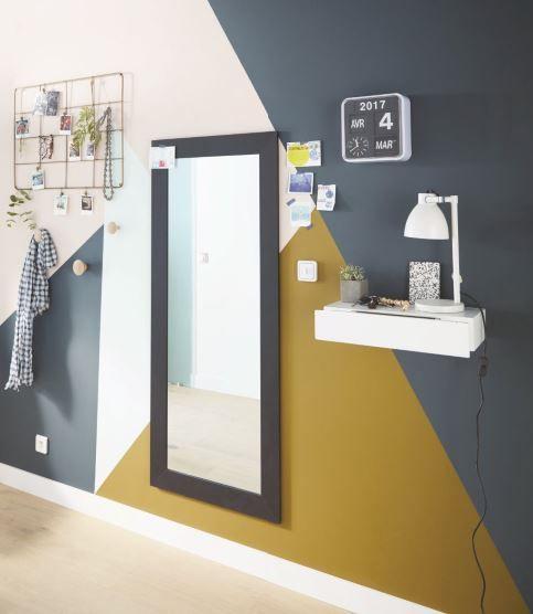 Les 45 meilleures images du tableau cadres miroirs sur pinterest miroirs salons et escaliers - Miroir a la coupe castorama ...