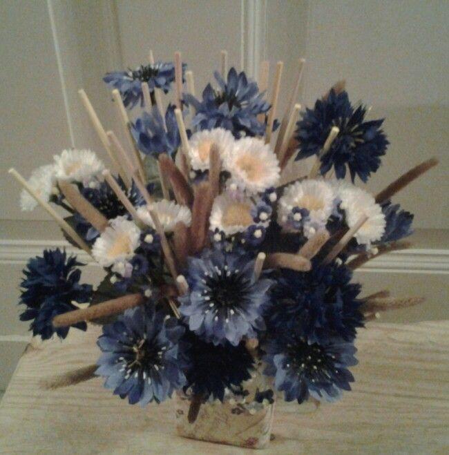 Preferenza 30 best composizioni con fiori secchi, di stoffa, di legno e  BV25