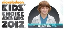 Vote for Jake Short for Best Actor on Nickelodeon Kid's Choice Awards