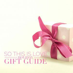 Celebrity Hair Direct Featured In So This Is Love Holiday Gift Guide