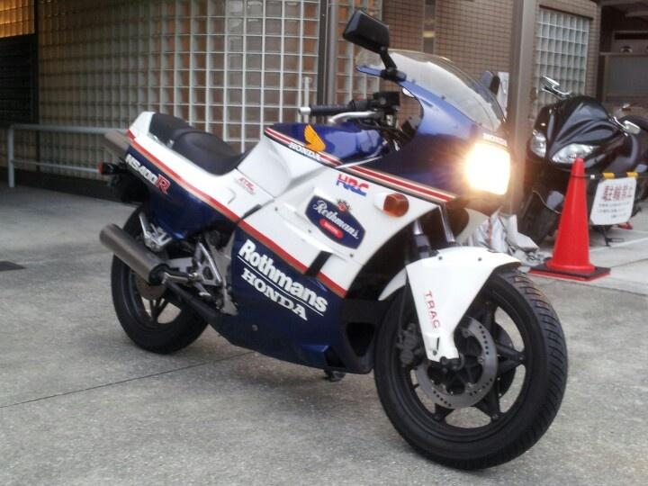 Honda NS400R Rothmans