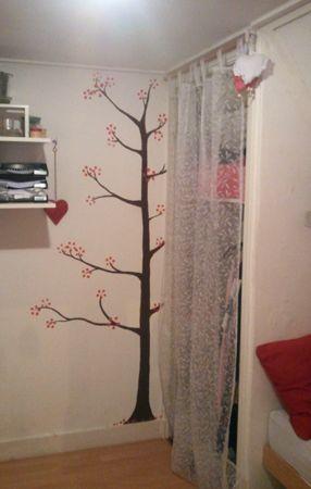 DIY bloesemboompje voor op je muur!