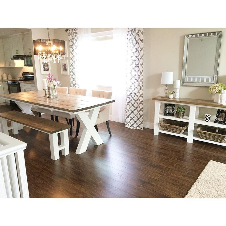 Shared by christa.voros, from plan http://ana-white.com/2010/05/furniture-plans-vanessas-amazing-x-table.html