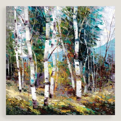 One of my favorite discoveries at WorldMarket.com: Morning Color by Dean Bradshaw