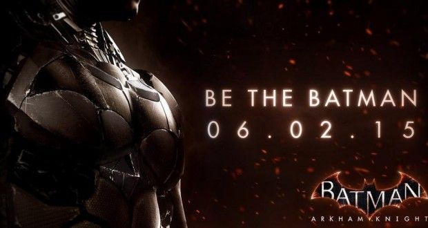 Batman Arkham Knight Release Date Confirmed   PlayStation 4 UK