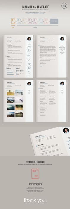 13 best CV\/Resume images on Pinterest - visual resume templates