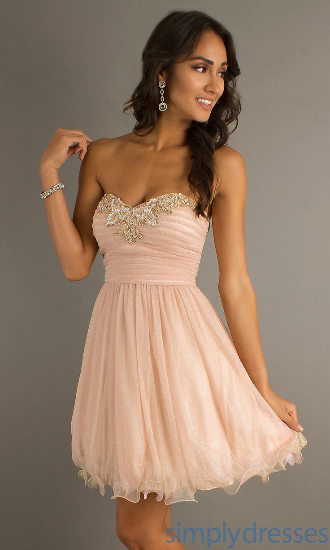 25  best ideas about Pink short dresses on Pinterest | Short pink ...