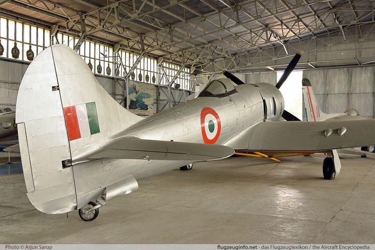 Hawker Tempest Indian Air Force HA623   Indira Gandhi International Airport (VIDP / DEL) 2014-04-19 � Arjun Sarup, ID 13057