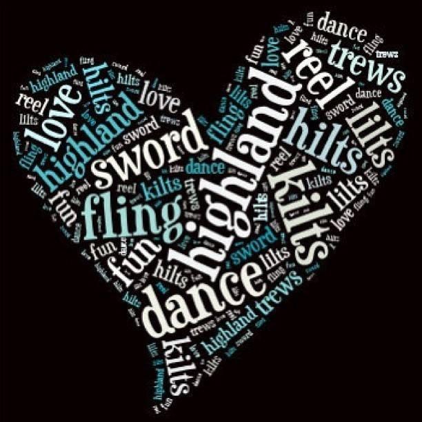 highland dancing love