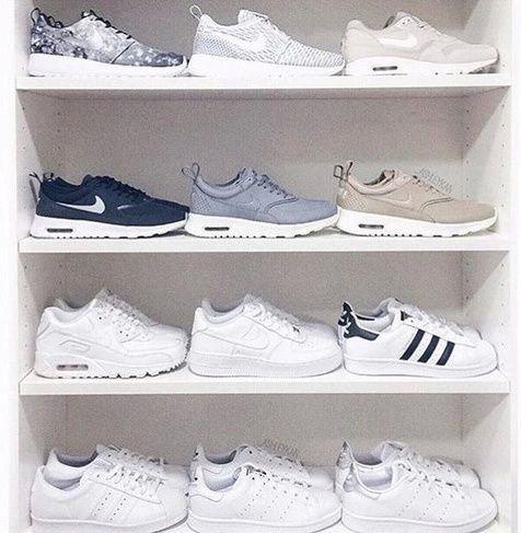 Imagen de nike, adidas, and shoes