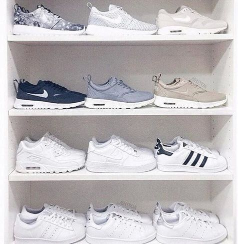 Imagen de nike, adidas, and shoes