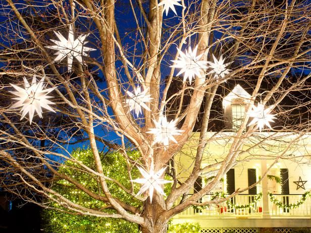 28 best holiday lights images on pinterest bulb bulbs and graphic shape 8 outdoor holiday lighting ideas that dazzle on hgtv aloadofball Images