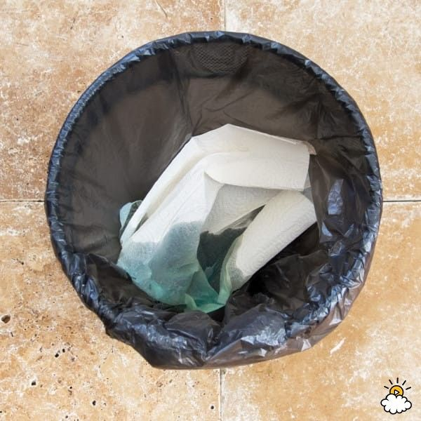 Surprising Use #10: Toss It In The Trash