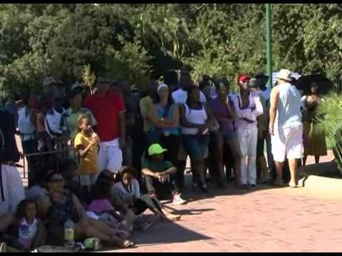 Glenn Robertson Jazz Band - Cape Town Festival Tsakwe/Royal Blue.wmv