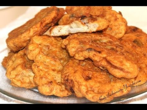 HOW TO MAKE REAL JAMAICAN SALT COD FISH FRITTER