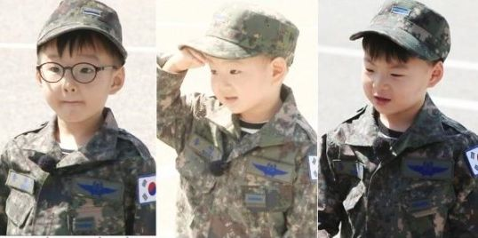 "The Song triplets take on a new adventure and experience life in the air force. KBS 2TV's ""The Return of Superman"" will embrace its 100th episode on October 18. In celebration, images of the growth of the children along with their dad's thoughts will be shown. In the episode, Song Il Gook visits an ..."