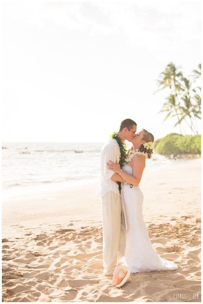 A Wailea Beach Wedding With Karma Hill Photography And Simple Maui