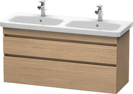 DuraStyle Meuble sous lavabo suspendu #DS6498 | Duravit