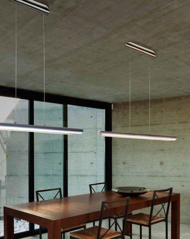 Azzardo Lampa wisząca LED Ray MD14003026-1B : Sklep internetowy Elektromag Lighting #modern #lighting #oświetlenie #homedesign #interiors