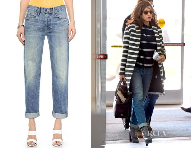 Eva Mendes' Mother The Brother Jeans