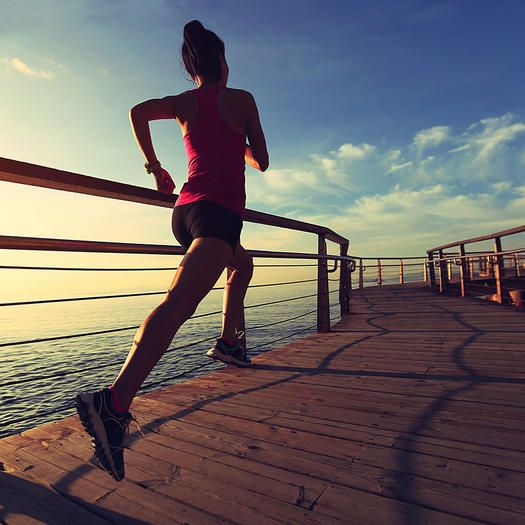 11 Science-Backed Reasons Running Is Really Good for You - Shape.com