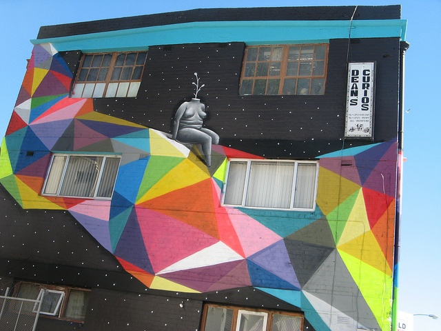 woodstock  cape town south africa #StreetArt