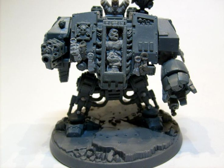 Conversion, Dreadnought, Space Marines