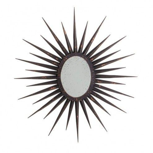 79 mejores im genes sobre espejos decorativos en pinterest for Espejos decorativos dorados