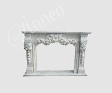 Correggio - obudowa kominka