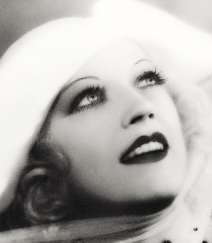 Old hollywood movie star Marion Davies