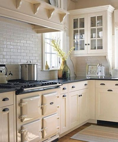 Glossy Off White Kitchen Cabinets Combine White Brown Wooden Floor Contrast Kitchen Cabinets With Floor Design