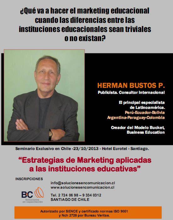 Seminario en Chile: Octubre 2013