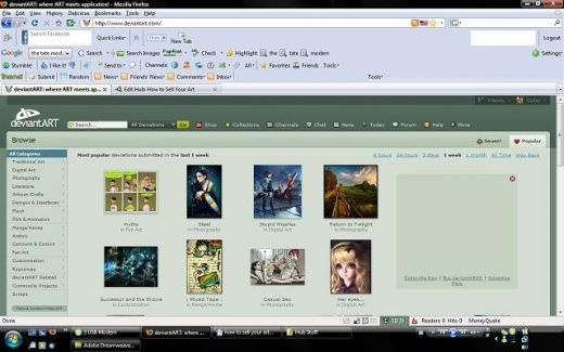 9 best images about how to sell your art on pinterest for Best way to sell paintings online