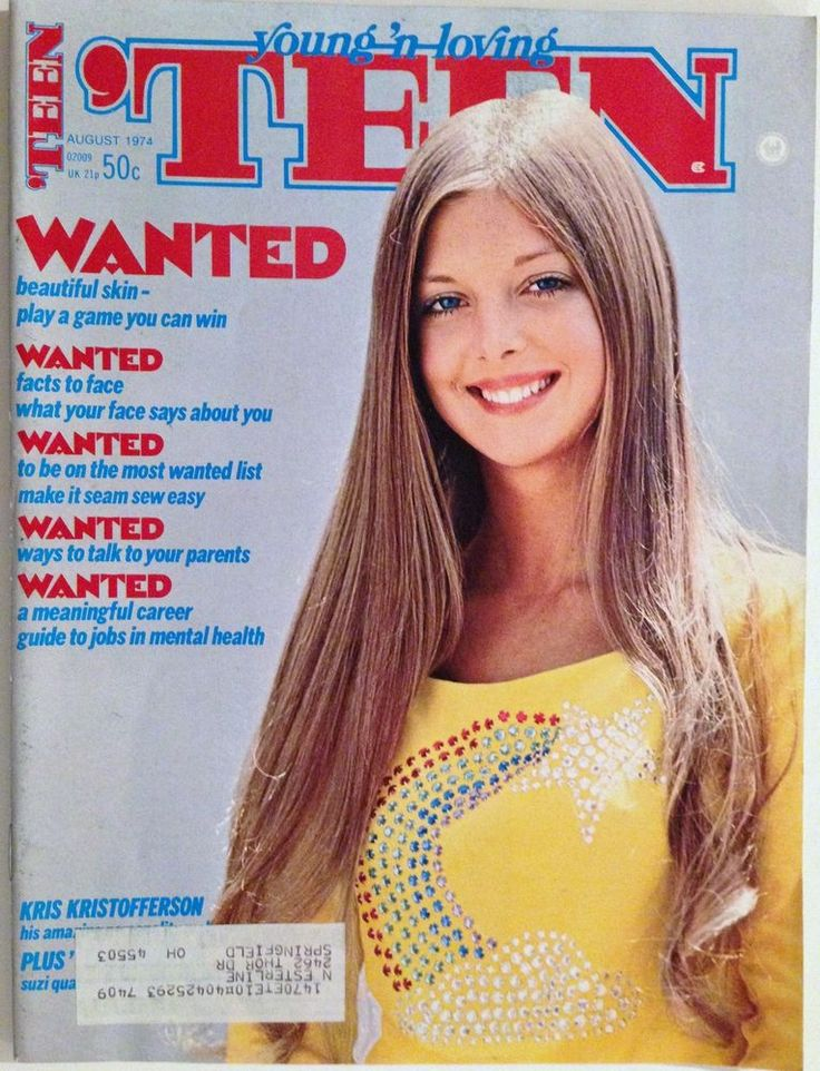17 Best Images About Favorite 'Teen Magazine Covers 1970