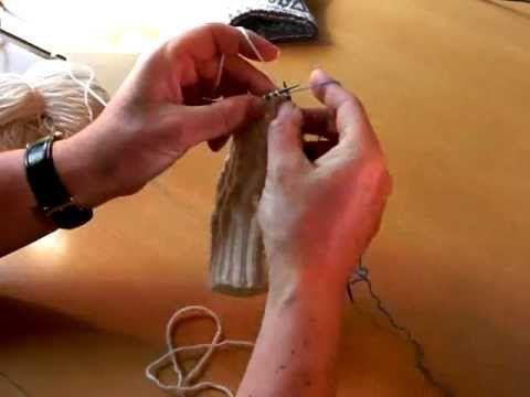 Socken stricken im Fair Isle Stil   buttinette Blog