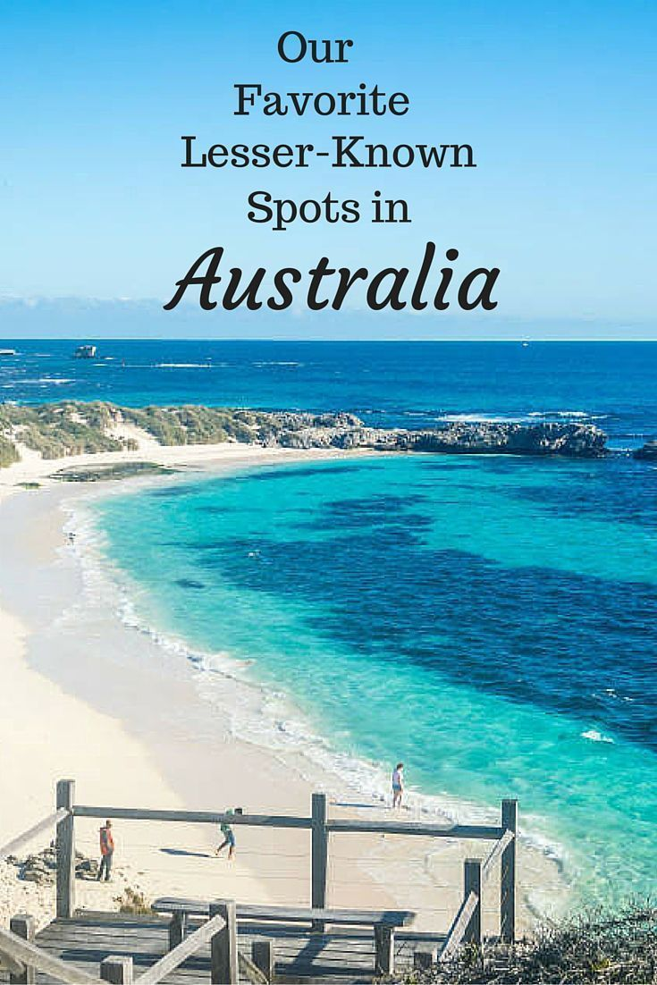 Some awesome, off-the-beaten-path spots in Australia not to be missed. | Two Drifters