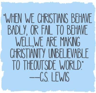 #81 - Behavior | Top 100 C.S. Lewis quotes | Deseret News