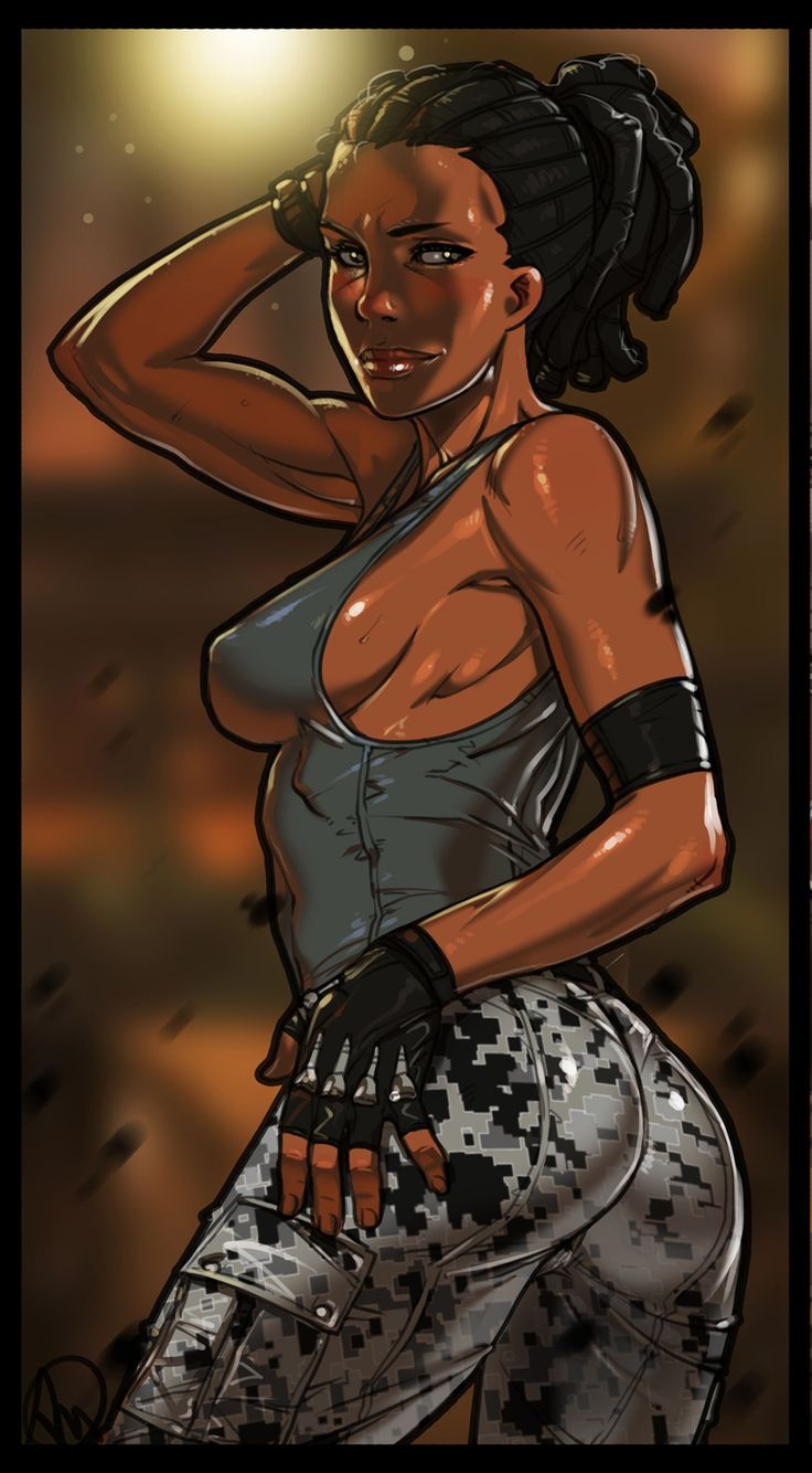 Mortal Kombat Females Topless 82