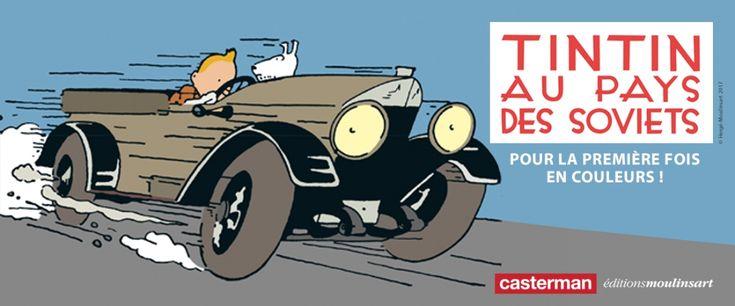 Tintin en el País de los Soviets - Mercedes Torpedo 15/70 100HP 1925