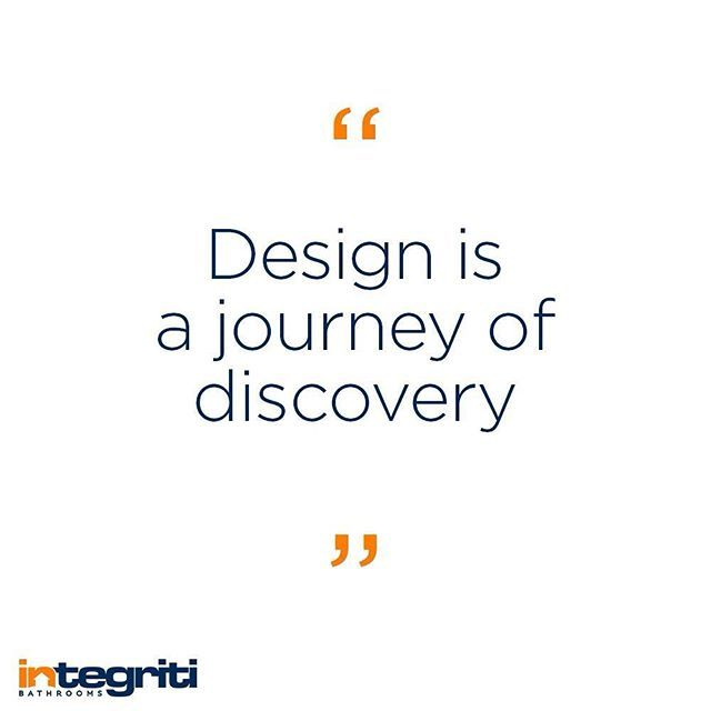 Finding new materials. Finding new ways around common problems. Finding new styles and ways of incorporating texture. It is always about learning in new design projects. #integritibathrooms #mondaymotivation #bathroomdesign #designerbathroom #design #arvhitect #interiordesign #renovation #home #designerhome #designquotes #designthinking #monday #motivation #mondaymotivation