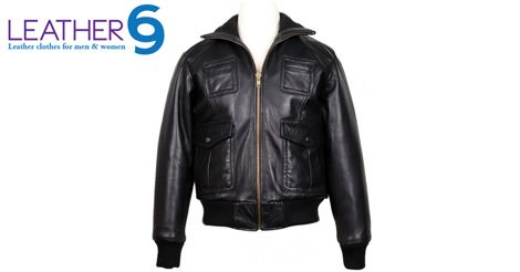 This piece of leather apparel will really enthrall your kid and will love to wear in on various occasions. http://bit.ly/1Dzo52G #leather #women #fashion