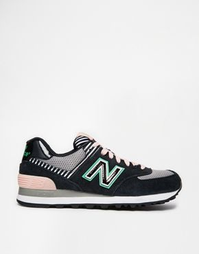 new balance ml574 suede handbags