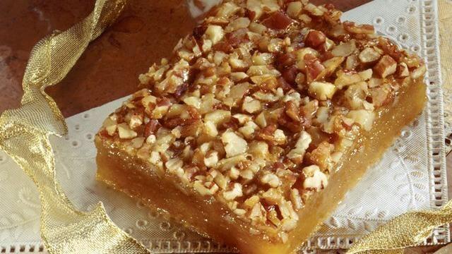 pie surprise bars cake bars dessert bars pecan pie cake pecan bars bar ...