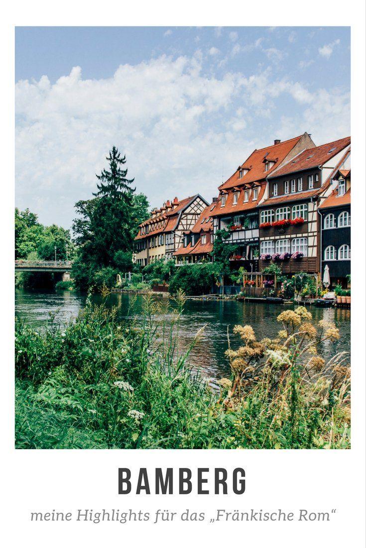 """Bamberg Reisetipps – meine Highlights für das """"Fränkische Rom"""""""