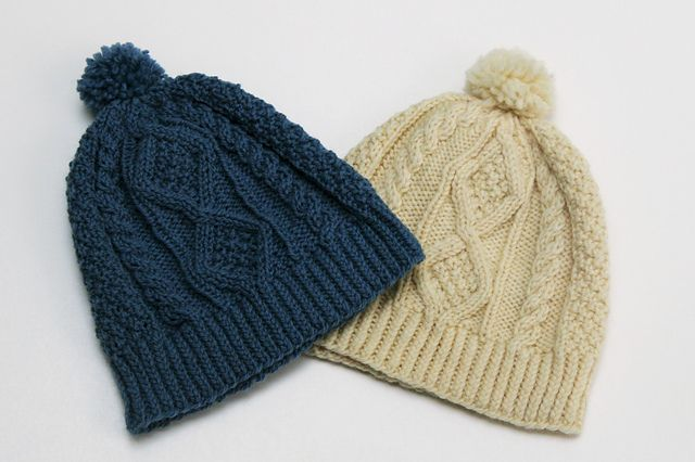 Knit Hat Pattern Us 10 : Childrens Knit Patterns: a collection of ideas to try about Other Free...