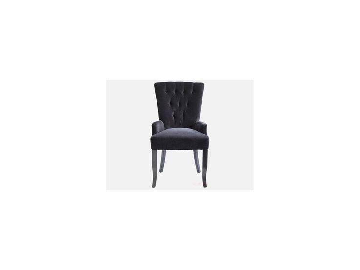 Krzesło Villa czarne — Krzesła — KARE® Design